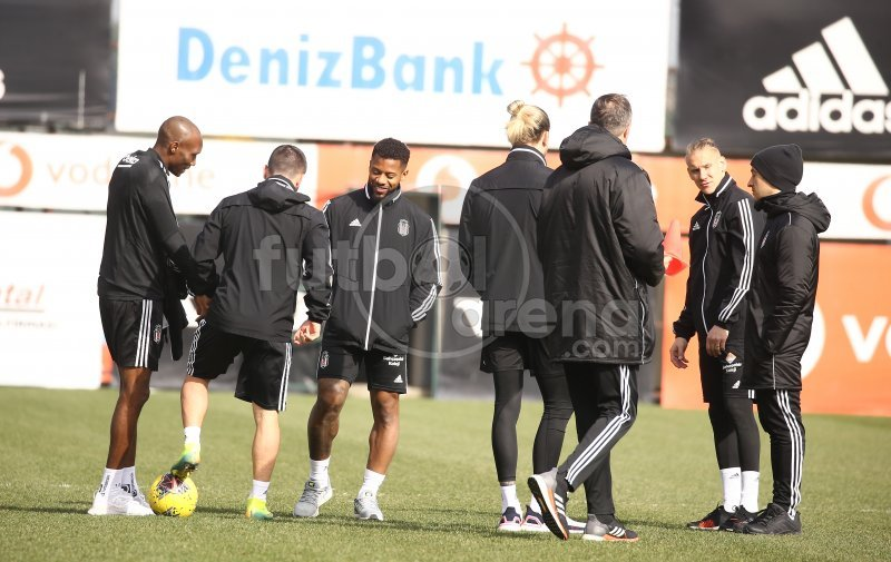 FutbolArena, Beşiktaş antrenmanında (24 Şubat 2020)
