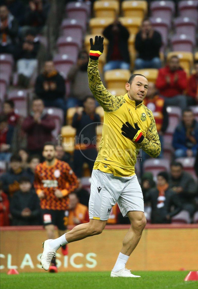 FutbolArena Galatasaray - Yeni Malatyaspor maçında