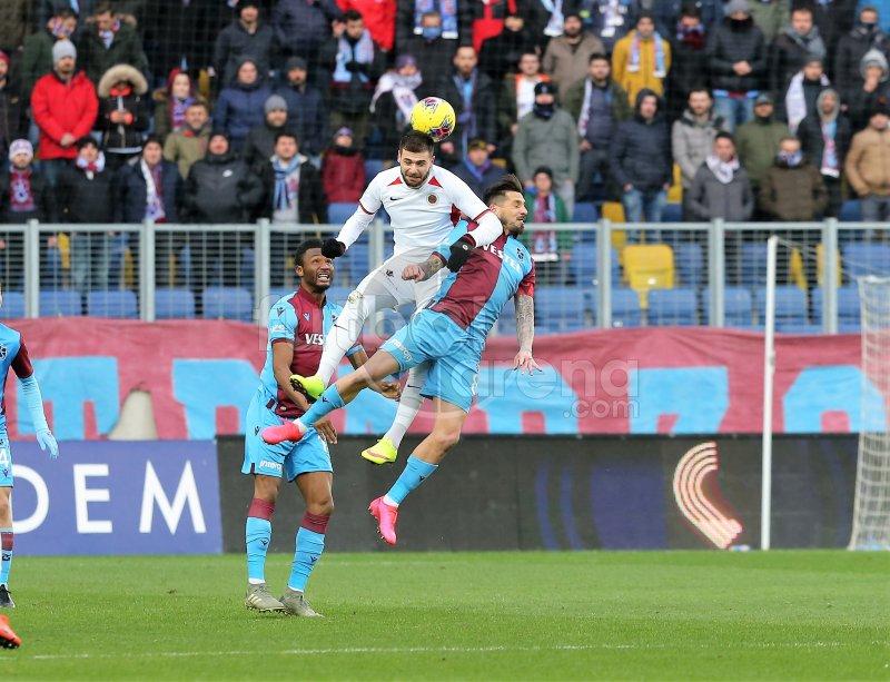'FutbolArena Gençlerbirliği - Trabzonspor maçında