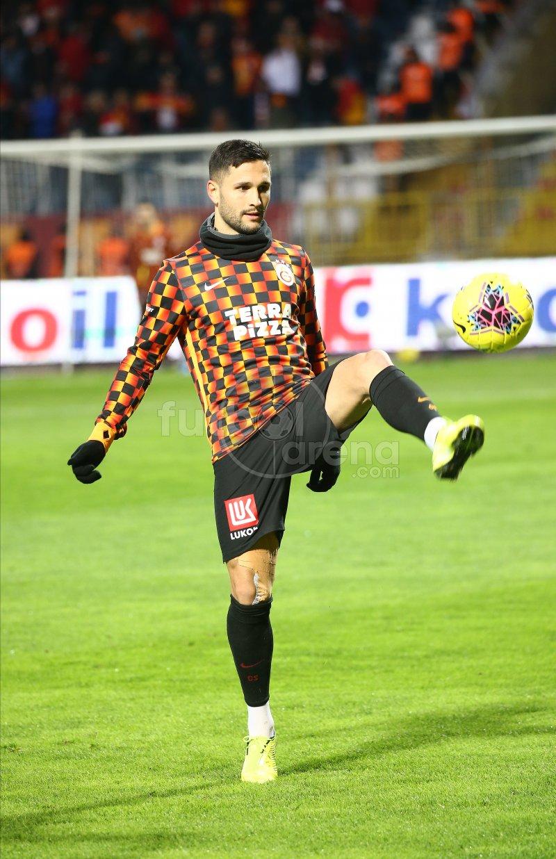 'FutbolArena Kasımpaşa - Galatasaray maçında