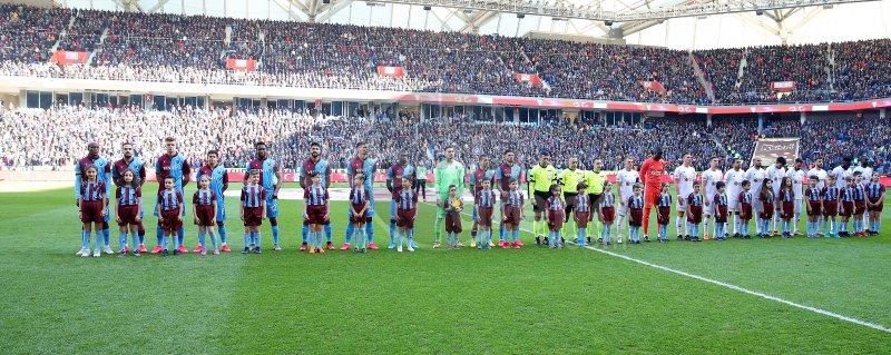 FutbolArena, Trabzonspor - Sivasspor maçında (16 Şubat 2020)