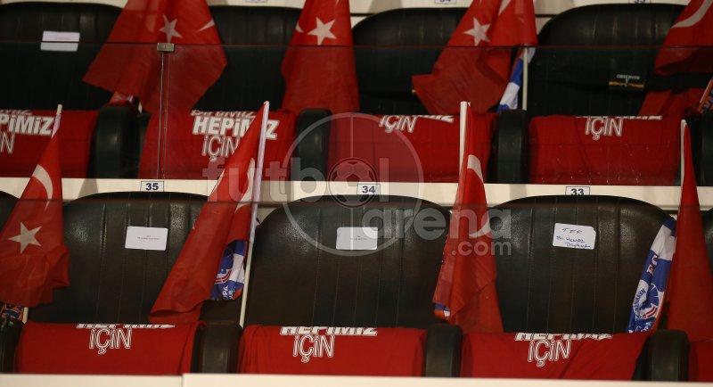 FutbolArena Başakşehir - Kopenhag maçında