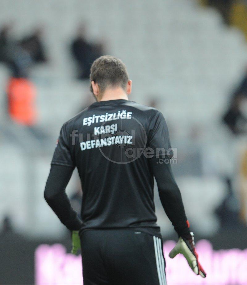 'FutbolArena Beşiktaş - Ankaragücü maçında