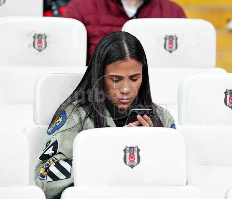 'Beşiktaş - Ankaragücü Süper Lig 25. hafta
