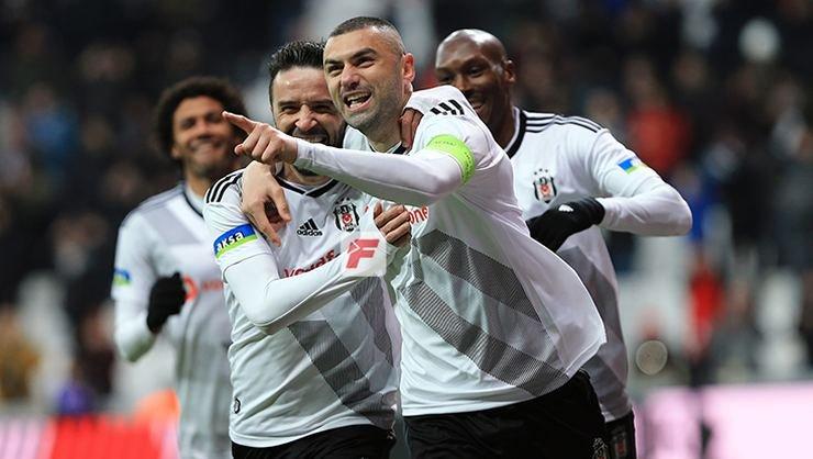 <h2>Beşiktaş ile Trabzonspor arasında yaşanan Burak krizine taksit formülü!</h2>
