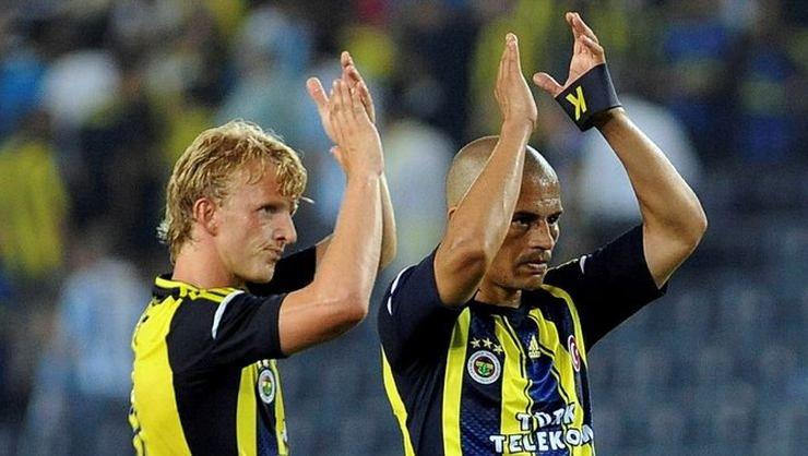 <h2>Fenerbahçe'de Kuyt - Alex sürprizi!</h2>