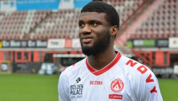 <h2>Galatasaray'a genç yıldız! Kortrijk'ten Terem Moffi...</h2>