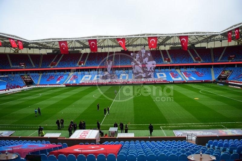 FutbolArena, Trabzonspor - Başakşehir maçında