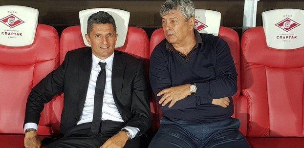 <h2>Baba oğul Lucescu'lar ve Hagi Fenerbahçe'ye</h2>