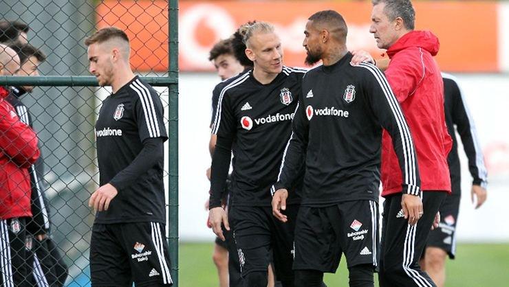 <h2>Beşiktaş'ta Boateng ve Boyd da listeye eklendi</h2>