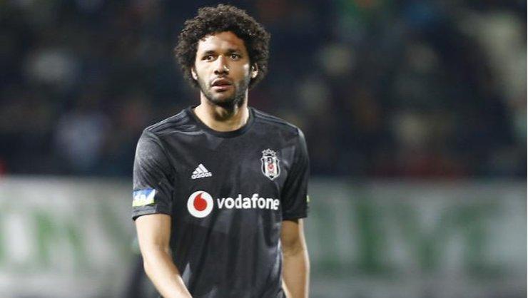 <h2>Beşiktaş'ta flaş Elneny gelişmesi</h2>