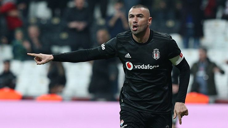 <h2>Beşiktaş'ta tam yetki kaptan Burak Yılmaz'da!</h2>