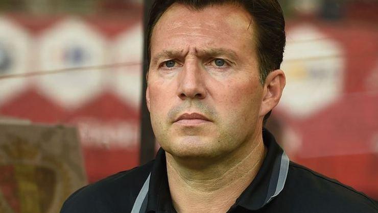 <h2>Fenerbahçe'de son dakika gelişmesi! Marc Wilmots...</h2>
