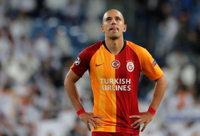 <h2>Galatasaray'da Sofiane Feghouli şoku yaşanıyor! Ayrılık...</h2>