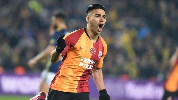 <h2>Galatasaray'da son dakika Radamel Falcao gelişmesi! 10 milyon Euro...</h2>