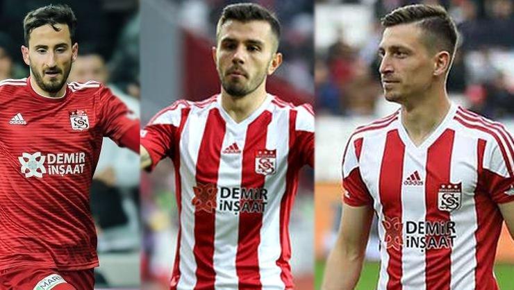 <h2>Galatasaray'da transfer operasyonu! Sivasspor</h2>