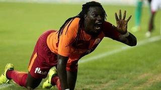 <h2>Gomis'in Galatasaray paylaşımı heyecanlandırdı!</h2>