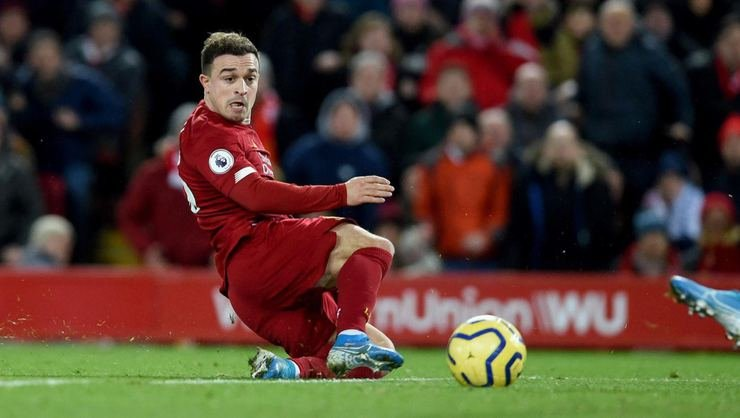 <h2>Liverpool'dan Shaqiri'nin bonservisine indirim</h2>