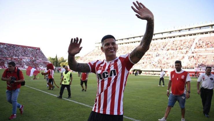 <h2>Marcos Rojo, Estudiantes'te kalmak istiyor</h2>