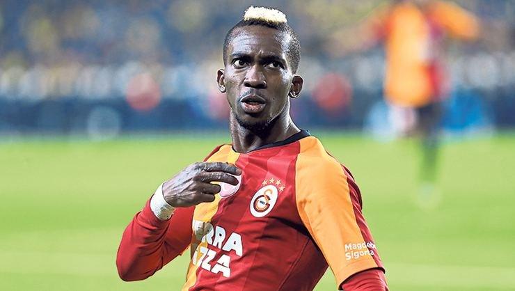 <h2>Onyekuru: Galatasaray için çok uğraştım</h2>