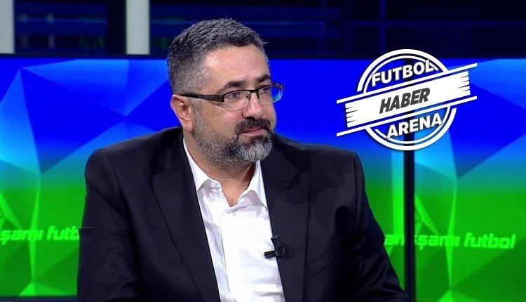 <h2>Serdar Ali Çelikler'den Fenerbahçe açıklamaları</h2>