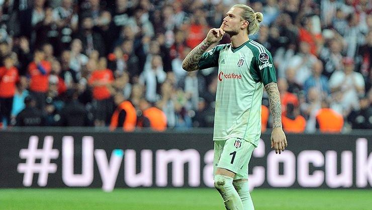 <h2>Son dakika! Beşiktaş Karius ile yolları ayırdı</h2>