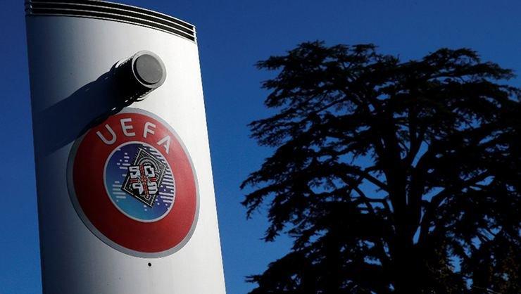 <h2>UEFA'dan net mesaj: Ligleri bitirin!</h2>