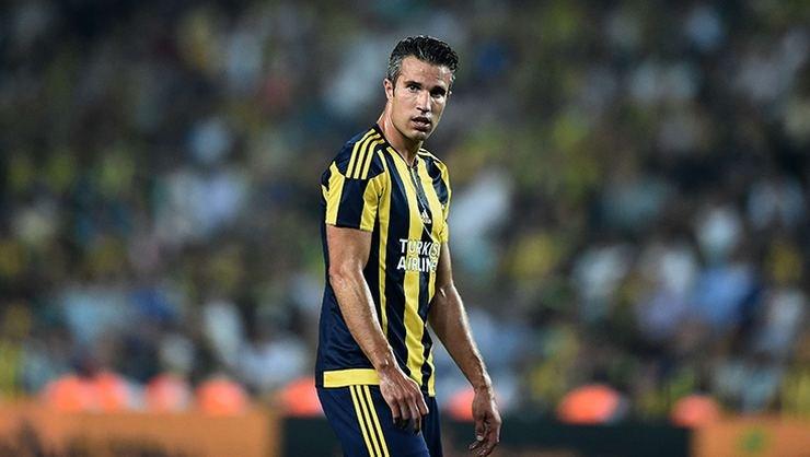 <h2>Van Persie'den olay sözler: Fenerbahçe...</h2>