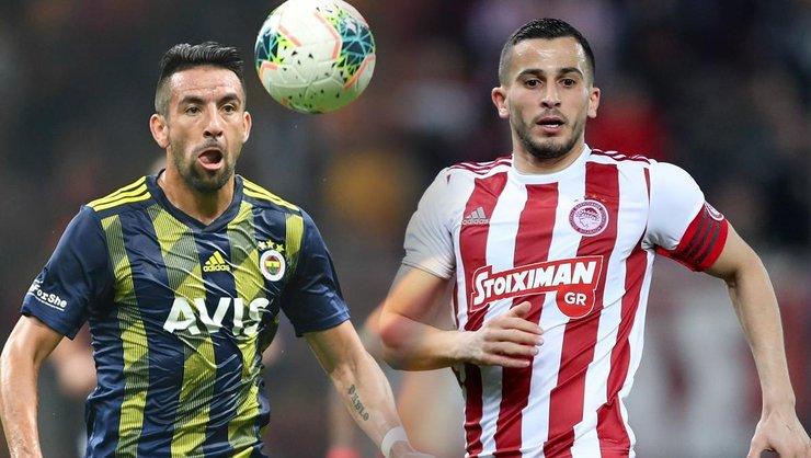 <h2> Elabdellaoui, Galatasaray'a; Isla, Olympiacos'a...</h2>