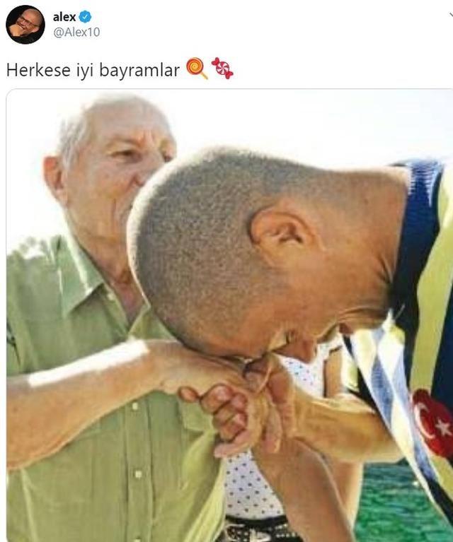 <h2>Alex'ten duygulandıran Fenerbahçe paylaşımı</h2>