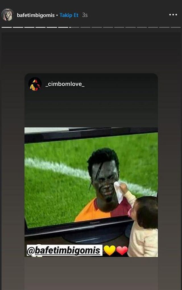 <h2>Bafetimbi Gomis, Galatasaray formasını giydi!</h2>