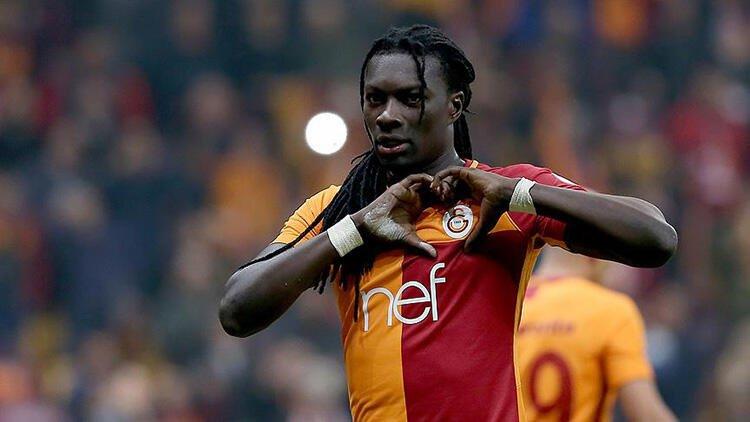 <h2>Bafetimbi Gomis'ten Galatasaraylı taraftarları heyecanlandıran paylaşım!</h2>