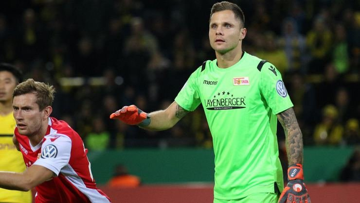 <h2>Beşiktaş'ın Gikiewicz'e transfer teklifini açıkladılar</h2>