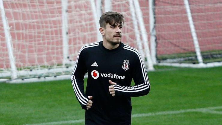 <h2>Beşiktaş'ta Dorukhan Toköz sevinci yaşanıyor...</h2>