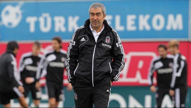 <h2>Beşiktaş'ta Samet Aybaba sürprizi</h2>