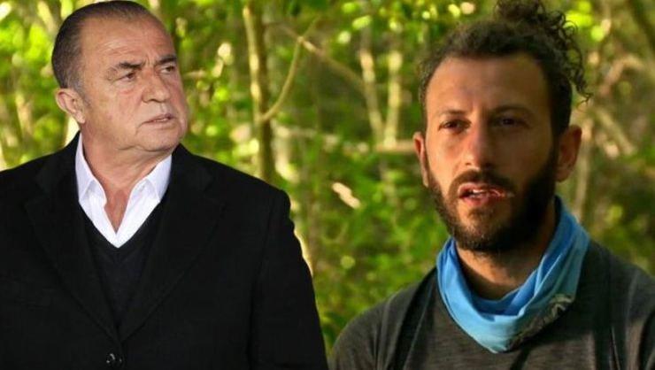 <h2>Fatih Terim'in mesajı Survivor'da gündem oldu</h2>