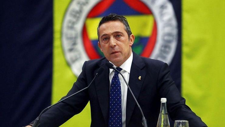 <h2>Fenerbahçe'de Ali Koç çıkış arıyor! Akıldaki 5 arazi…</h2>
