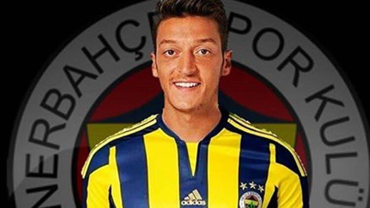 <h2>Fenerbahçe'de Mesut Özil heyecanı .</h2>