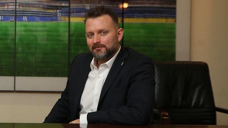 <h2>Fenerbahçe'de yönetiminde görev değişikliği</h2>