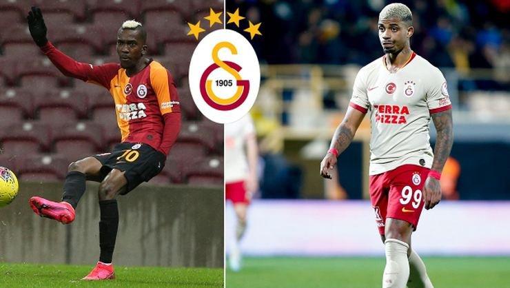 <h2>Galatasaray'da Fatih Terim Onyekuru ve Lemina'nın kalmasını istiyor</h2>