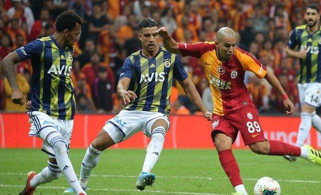 <h2>Galatasaray'dan Fenerbahçe'ye cevap geldi!</h2>