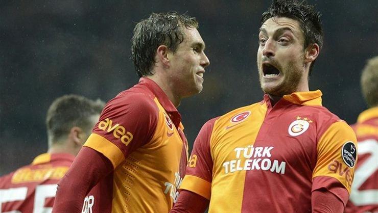 <h2>Galatasaray'ın kahramanları dönüyor! Elmander ve Riera</h2>