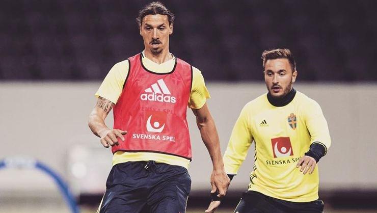 <h2>Ibrahimovic'in kankası Muamer Tankovic Beşiktaş yolunda</h2>