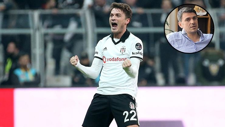 <h2>Mirsad Türkcan'dan Ljajic müjdesi: Beşiktaş'ta kalacak!</h2>
