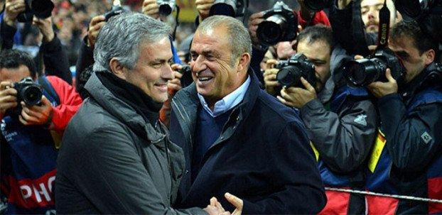 <h2>Mourinho'dan Terim'e liglerin başlaması mesajı</h2>