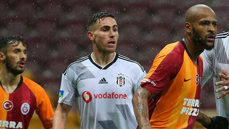 <h2>Son Dakika | Beşiktaş'ta Tyler Boyd dışında herkes idmanda!</h2>