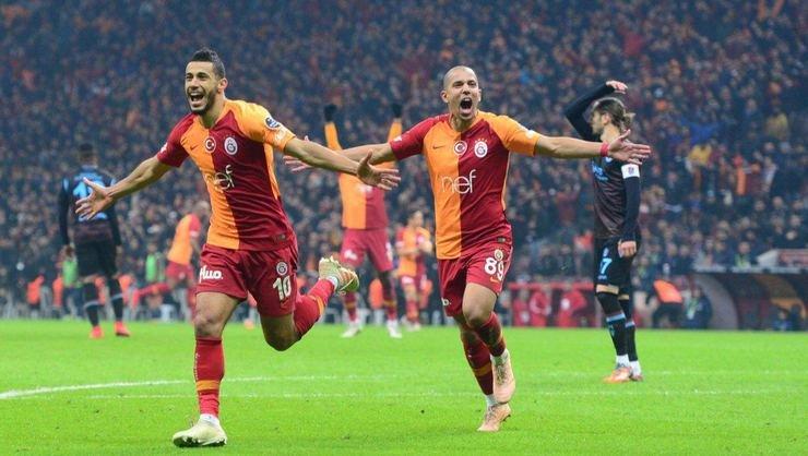 <h2>Son dakika   Galatasaray'da Belhanda ve Feghouli ile yollar ayrılıyor</h2>