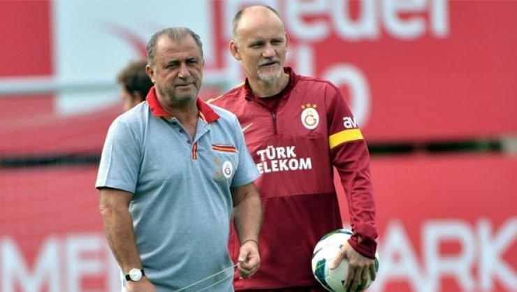 <h2>Son dakika | Galatasaray'da Taffarel sesleri...</h2>
