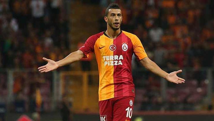 <h2>Son dakika | Younes Belhanda'ya Fransa'dan talip var! Galatasaray menajerini çağırdı</h2>