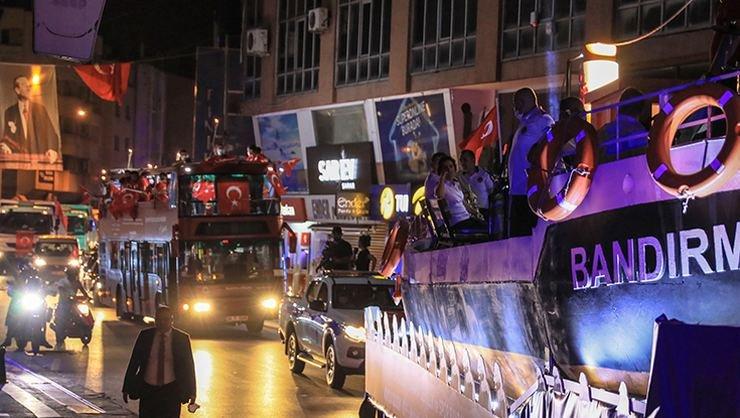 <h2>Süper Lig takımlarından 19 Mayıs zinciri! sadece Galatasaray paylaşım yapmadı..</h2>